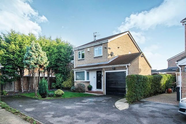Thumbnail Detached House For Sale In Swainby Close Hull