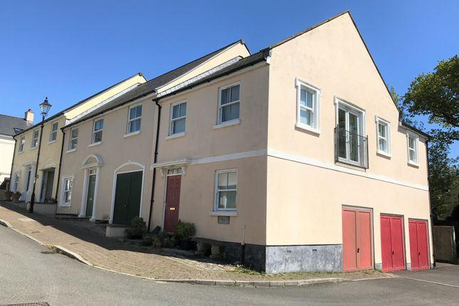Thumbnail 2 bed terraced house to rent in Tuckers Brook, Modbury, Ivybridge
