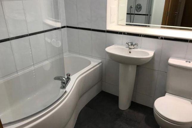 Bathroom of Chapel Street, Aberdeen AB10