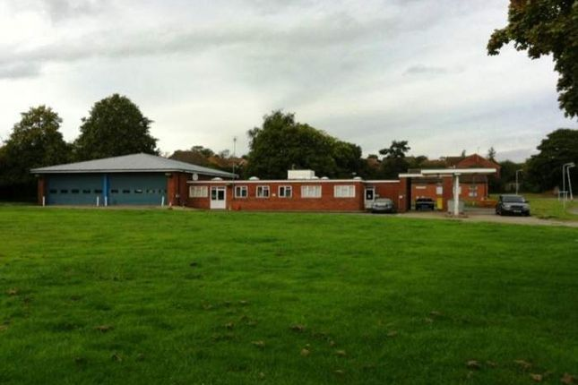 Thumbnail Commercial property for sale in Market Harborough Ambulance Station, Market Harborough Ambulance Station, Leicester Road