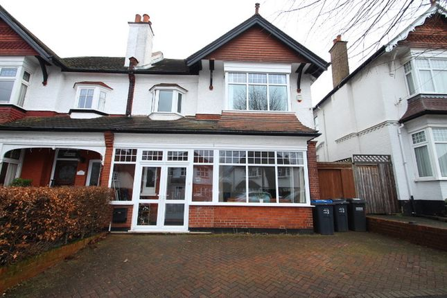Thumbnail Terraced house to rent in Penwortham Road, Sanderstead, Croydon