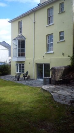 Thumbnail Flat to rent in St Thomas Road, Launceston, Cornwall