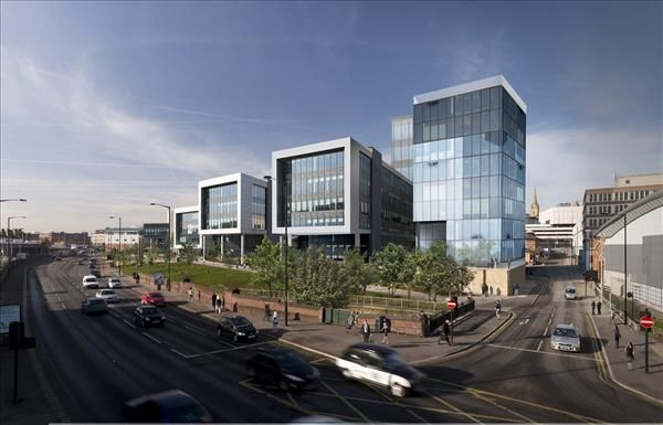 Thumbnail Office to let in Endeavor, Sheffield DC, 2 Concourse Way, Sheffield