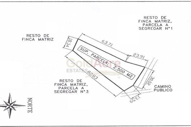 Thumbnail Land for sale in Triquivijate, Triquivijate, Canary Islands, Spain