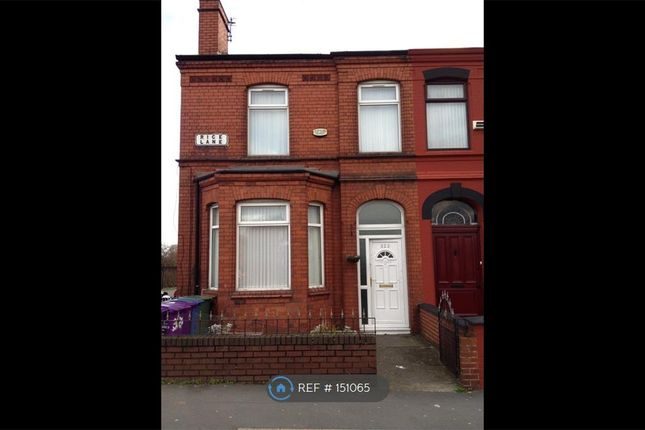 Thumbnail End terrace house to rent in Rice Lane, Liverpool