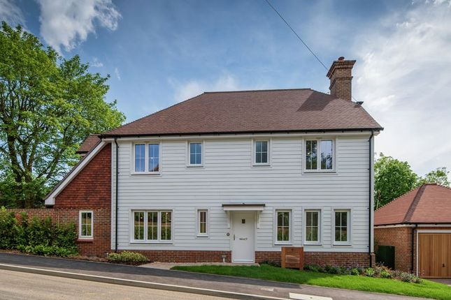 Thumbnail Detached house for sale in Barleycroft, Church Street, Rudgwick