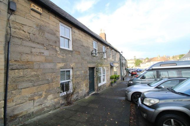 Terraced house for sale in Castle Street, Warkworth, Northumberland