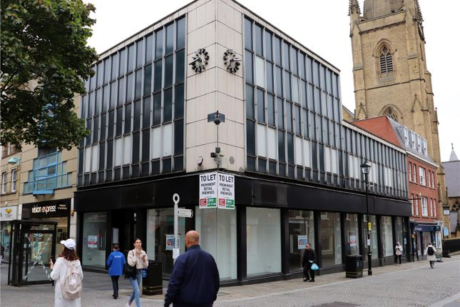 Thumbnail Retail premises to let in 45-47 Fargate, Sheffield, South Yorkshire