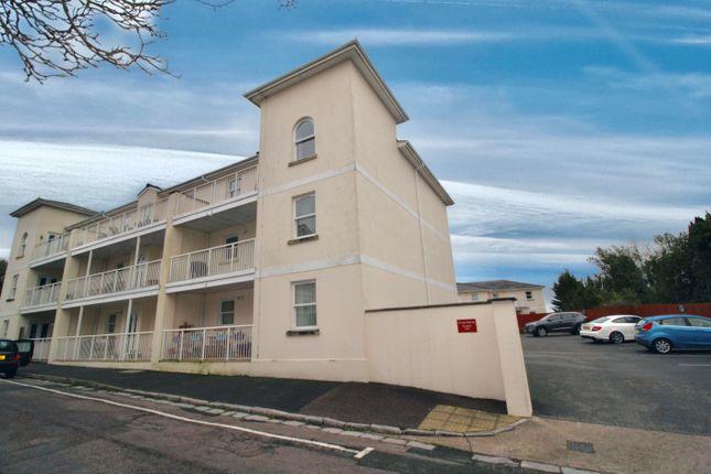 Thumbnail Flat to rent in York Road, Torquay