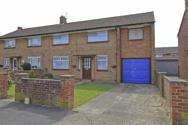 Thumbnail Semi-detached house for sale in Great Benty, West Drayton, Middlesex