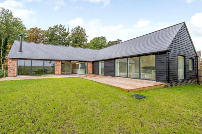 Thumbnail Detached house for sale in Raunds Road, Keyston, Huntingdon, Cambridgeshire