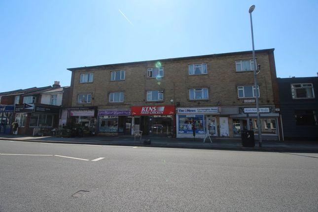 Thumbnail Flat to rent in Albert Road, Southsea