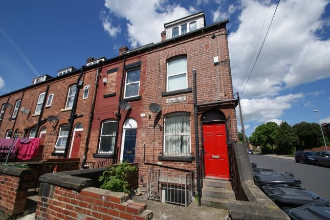 Thumbnail Terraced house to rent in Branksome Terrace, Hyde Park, Leeds