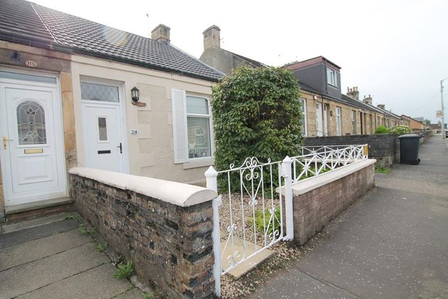 Thumbnail End terrace house for sale in John Street, Larkhall