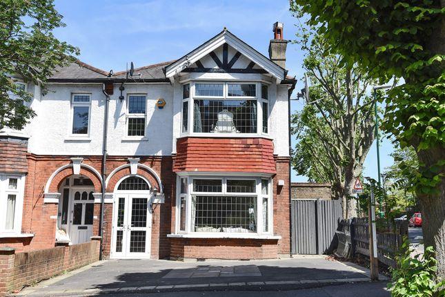 Thumbnail Semi-detached house for sale in Lenham Road, Sutton