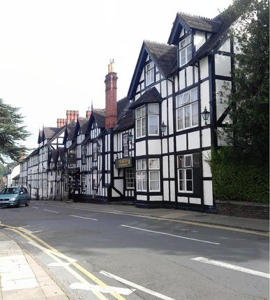 Thumbnail Restaurant/cafe to let in Former Raven Hotel, St Andrews Square, Droitwich