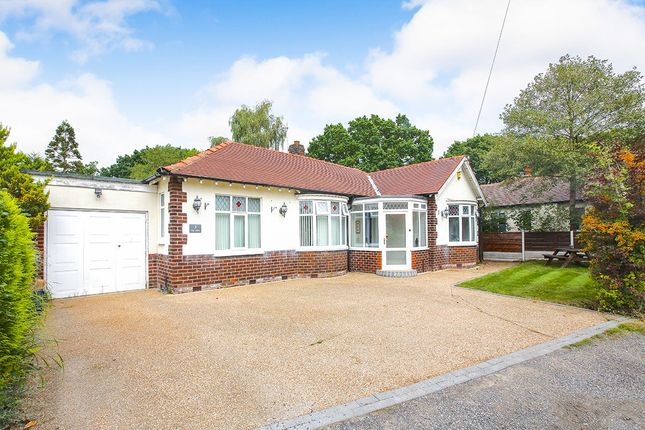 Thumbnail Bungalow for sale in The Oaks, Heald Green, Cheadle