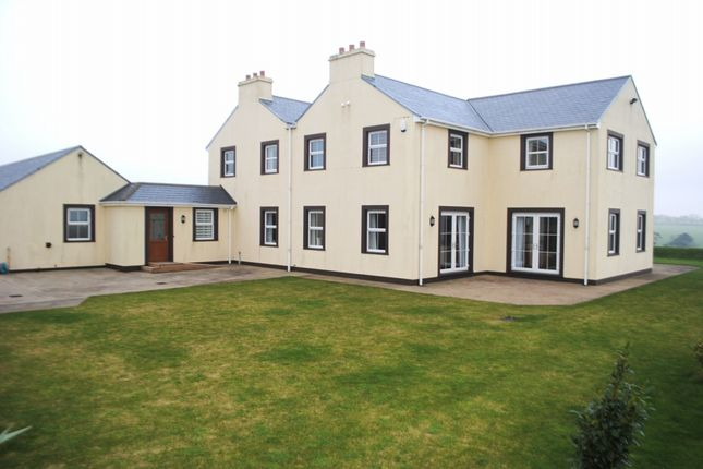 Thumbnail Detached house to rent in Knock Froy Road, Santon, Isle Of Man