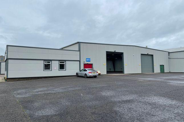 Thumbnail Industrial to let in Unit 6 Elliot Business Park, Peasiehill Road, Arbroath