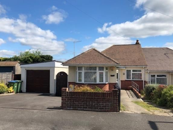 Thumbnail Bungalow for sale in Bitterne, Southampton, Hampshire