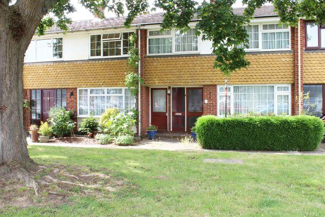 Thumbnail Terraced house for sale in Savay Close, Denham, Uxbridge