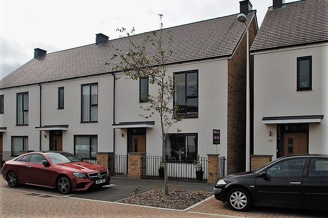 Thumbnail End terrace house for sale in Garland Avenue, Near Weston-Super-Mare