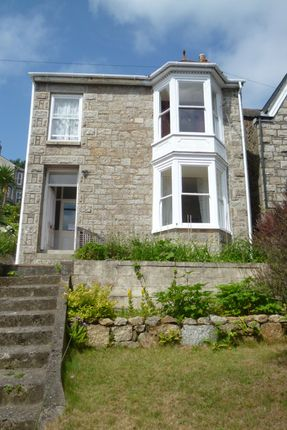 Thumbnail Detached house for sale in Highfields, Newlyn, Penzance