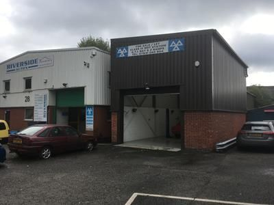 Light industrial for sale in Unit 20A Atlas Trading Estate, Brookvale Road, Birmingham
