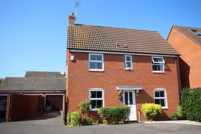 Thumbnail Detached house for sale in Cambrian Road, Walton Cardiff, Tewkesbury