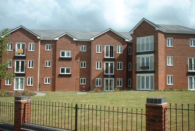Thumbnail Flat to rent in Braithwaite Row, Wellington, Telford