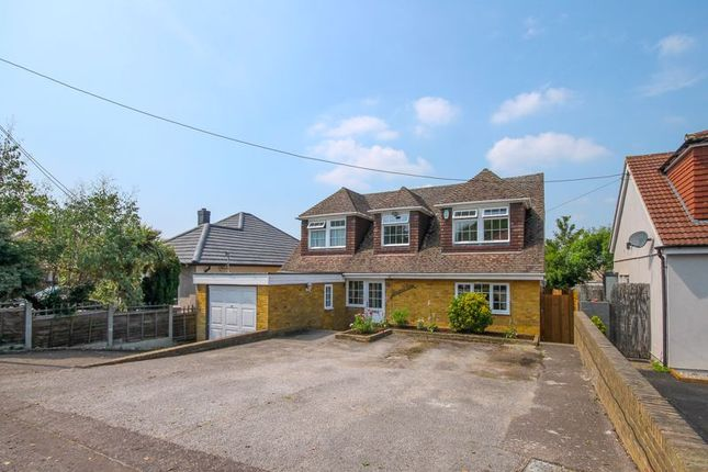 Thumbnail Detached house for sale in Steeple View, Pound Lane, Laindon