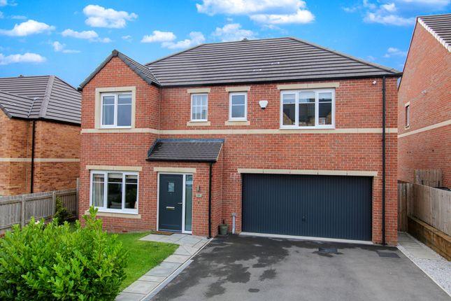 Thumbnail Detached house for sale in Carr Beck Rise, Apperley Bridge, Bradford
