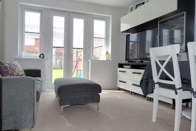 Lounge of Wattle Lane, Ballerup Village, East Kilbride G75