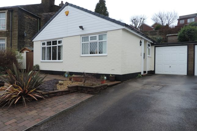 Thumbnail Detached bungalow for sale in Grains Road, Shaw, Oldham