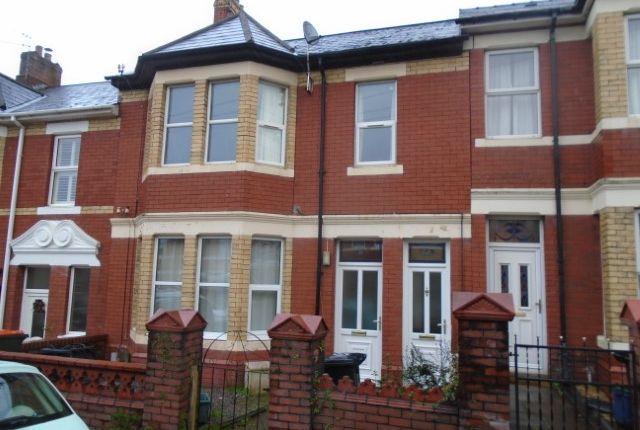 Thumbnail Flat for sale in Richmond Road, Newport
