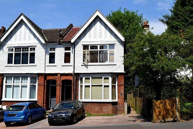 Thumbnail Maisonette to rent in London Road, Sevenoaks