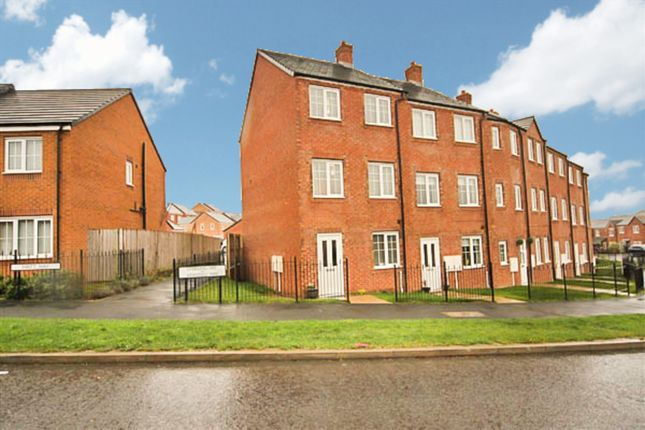 Thumbnail End terrace house for sale in Sterling Way, Shildon