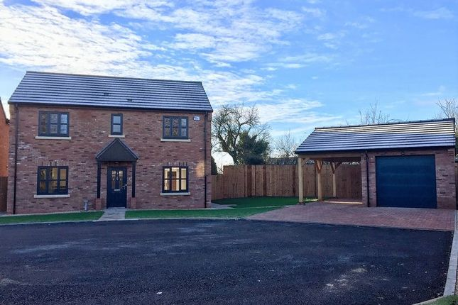 Thumbnail Detached house for sale in Berry Hill, Coleford, Gloucestershire