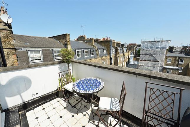 Terrace of Onslow Gardens, South Kensington, London SW7