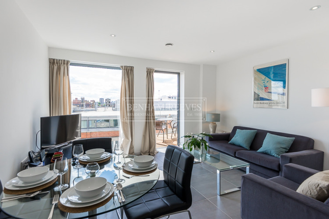 Thumbnail Flat to rent in Rosler Building, Ewer Street, Borough