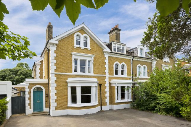 Thumbnail Semi-detached house for sale in Palace Road, East Molesey, Surrey