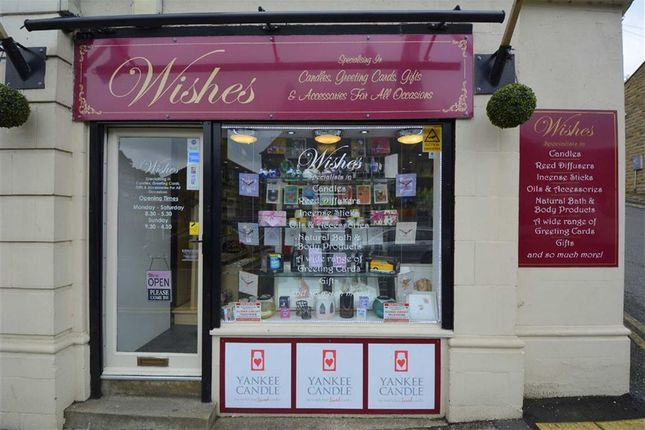 Property for sale in Wishes, 67A, Huddersfield Road, Holmfirth
