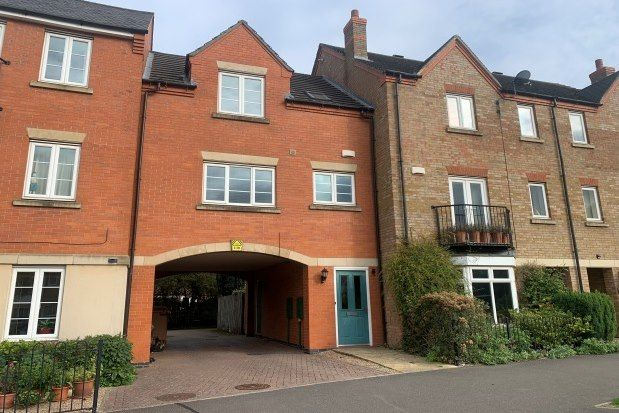 2 bed terraced house to rent in Venables Way, Lincoln LN2