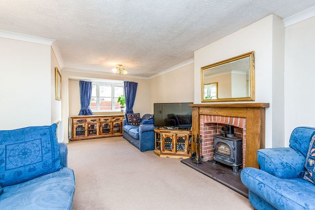 Thumbnail Detached house for sale in The Square, Oakthorpe, Swadlincote
