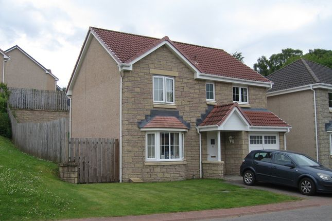 Thumbnail Property for sale in 9 Woodlands Park, Inverness