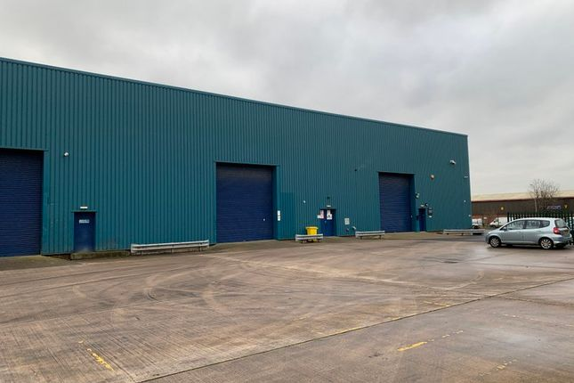 Thumbnail Industrial to let in Unit 5, Tollgate Drive, Stafford