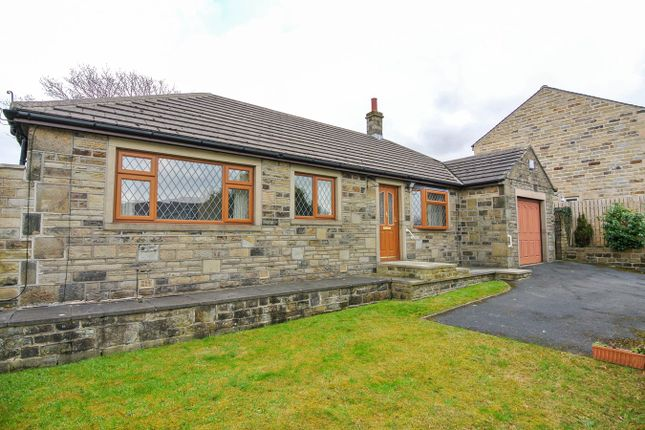 Thumbnail Detached bungalow for sale in Pond Lane, Lepton, Huddersfield