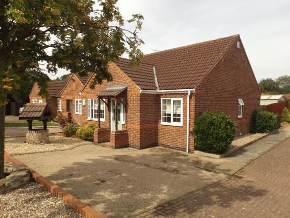 2 bed bungalow for sale in School View, Bottesford, Nottingham, Leicestershire