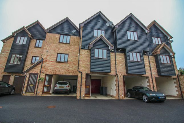 Thumbnail Town house to rent in Brewery Yard, Lower Street, Stansted