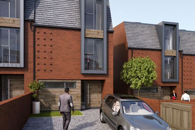 Thumbnail Property for sale in Darmonds Green, Liverpool